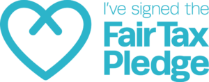 I've signed the Fair Tax Pledge